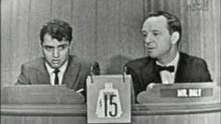Sal Mineo - What's My Line? 1957