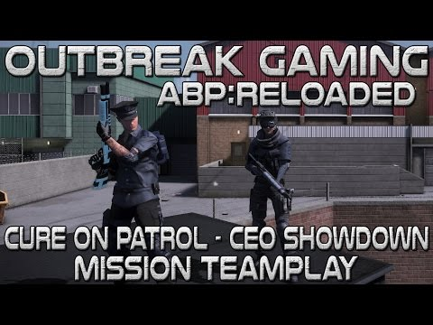 APB:Reloaded - CURE on Patrol! - CEO Showdown [Strong Language]