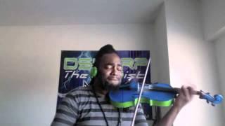 """Violinist KILLS """"Turn Me On"""" by David Guetta ft. Nicki Minaj"""