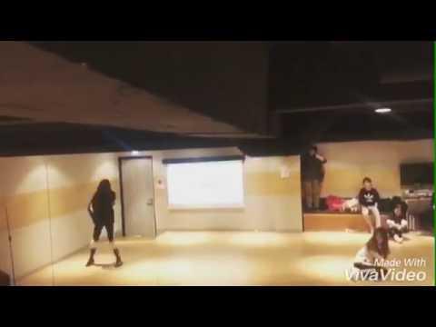 [170123 전소미] 초졸이 춤선 그저 감탄