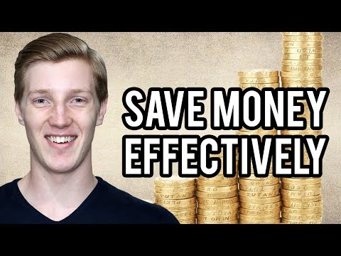 Pay Yourself First - How to Save Money Effectively