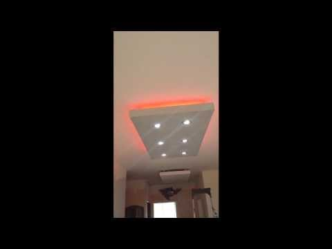 led decke youtube. Black Bedroom Furniture Sets. Home Design Ideas