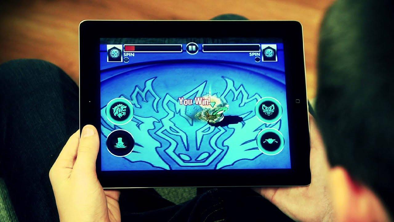 Beyblade Spiel
