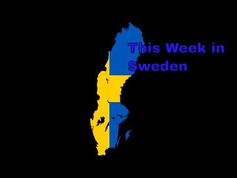 This Week in Sweden (3/16/2018)