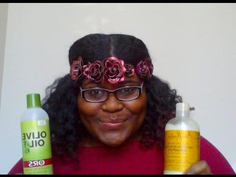 Natural Hair Review Sulfate Free Shampoo