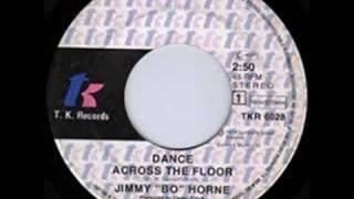 """Jimmy """"Bo"""" Horne """"Dance Across The Floor"""""""