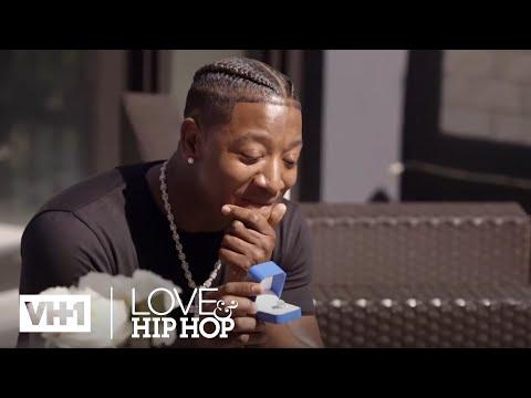 Yung Joc Proposes to Kendra 💍 Love & Hip Hop: Atlanta