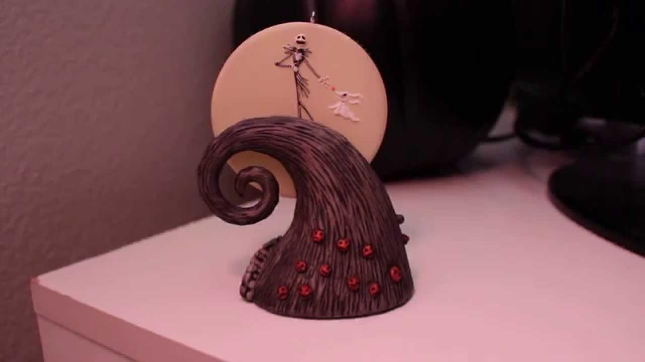 Hallmark Nightmare Before Christmas Ornaments.2015 Nightmare Before Christmas Hallmark Ornament