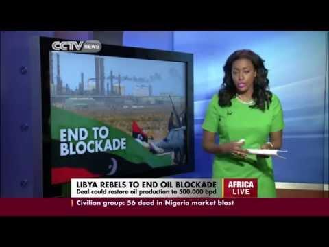 Libya Rebels to end Oil Blockade