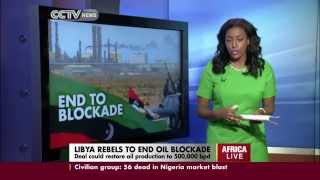Libya Rebels to end Oil Blockade