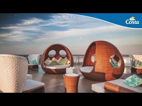 Le Costa neoRomantica, le nouvel horizon du luxe