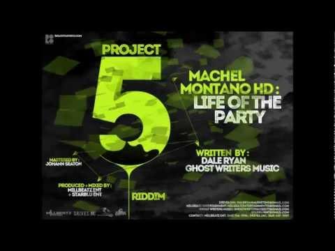 Project 5 Riddim Mix (Dr. Bean Soundz)[2013 Starblu & Millbeatz Ent]