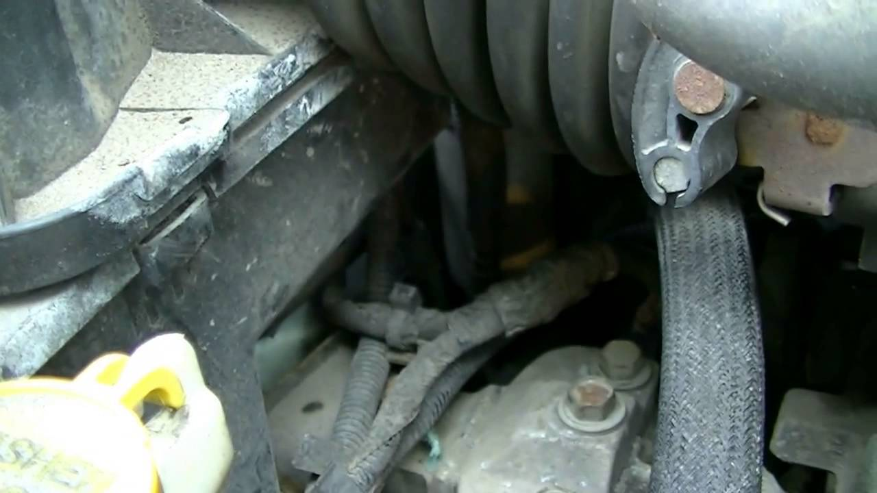 Vacuum Line Checks and Replacement  YouTube