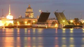 Санкт-Петербург 2017.Saint Petersburg 2017.(Ночная прогулка по Неве. Разводка мостов., 2017-01-24T12:00:00.000Z)