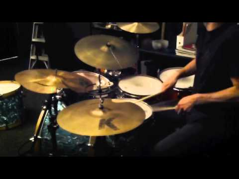 Drum Groove Inspired by Jim Keltner performance
