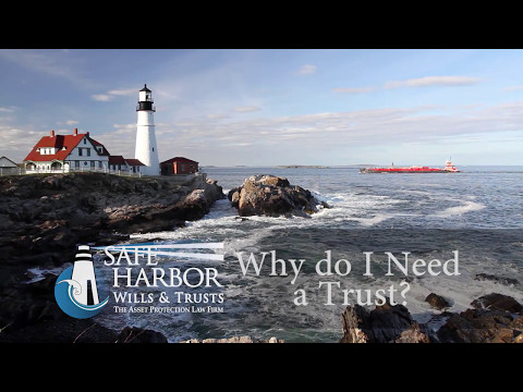 Safe Harbor Wills & Trusts   Ask John   What is a Trust?