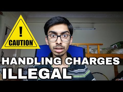 Buying a Car - Handling Charges Are illegal? Dealers Can Lose License?