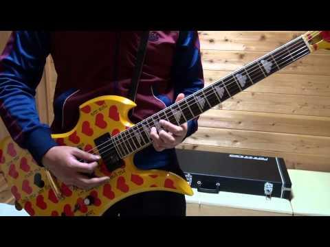 X JAPAN Week End Guitar Cover Hide Part Last Live Ver.