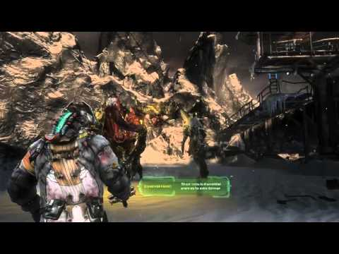 Test Chamber - Dead Space 3 Demo