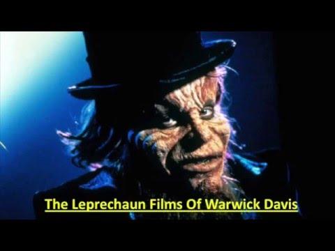 The Leprechaun Films of Warwick Davis (almost a Pecha Kucha)