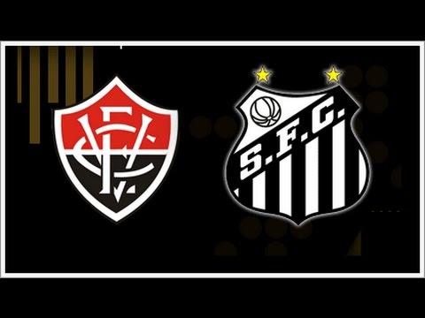 Transmissão: Assistir Santos x Vitoria ao vivo online grátis 6/9/2014