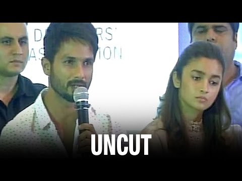 Bollywood Directors Support Udta Punjab Against Censor Board At Press Conference - UNCUT