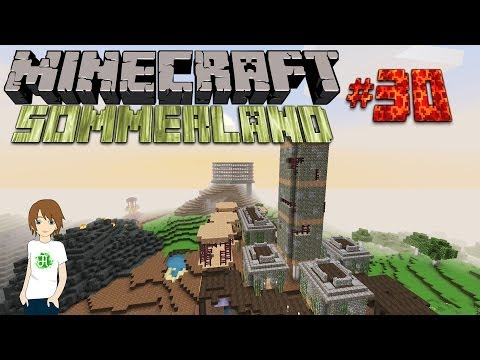 MINECRAFT Sommerland #30 - Der Pilz-Turm [BENNI] [HD+] | Let's Play Minecraft