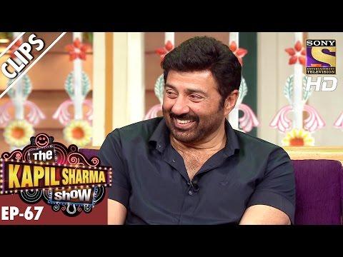 Kapil Sharma filmy dialog fun with Shreyas and Deol Brothers - The Kapil Sharma Show – 11th Dec 2016