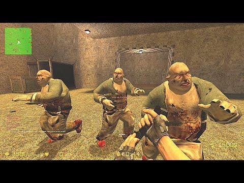 CSS: Zombie Survival Mod - Zm_EH_PALACE_FINAL_FIX4 On Elite Hunters