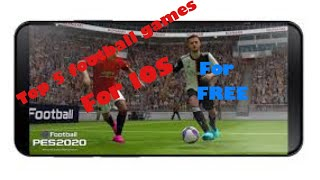 Best Footbal Games For Ios