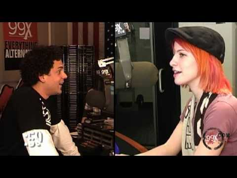 Hayley from Paramore Takes Over 99X in Atlanta