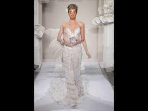 Vestidos de novia pnina tornai mexico