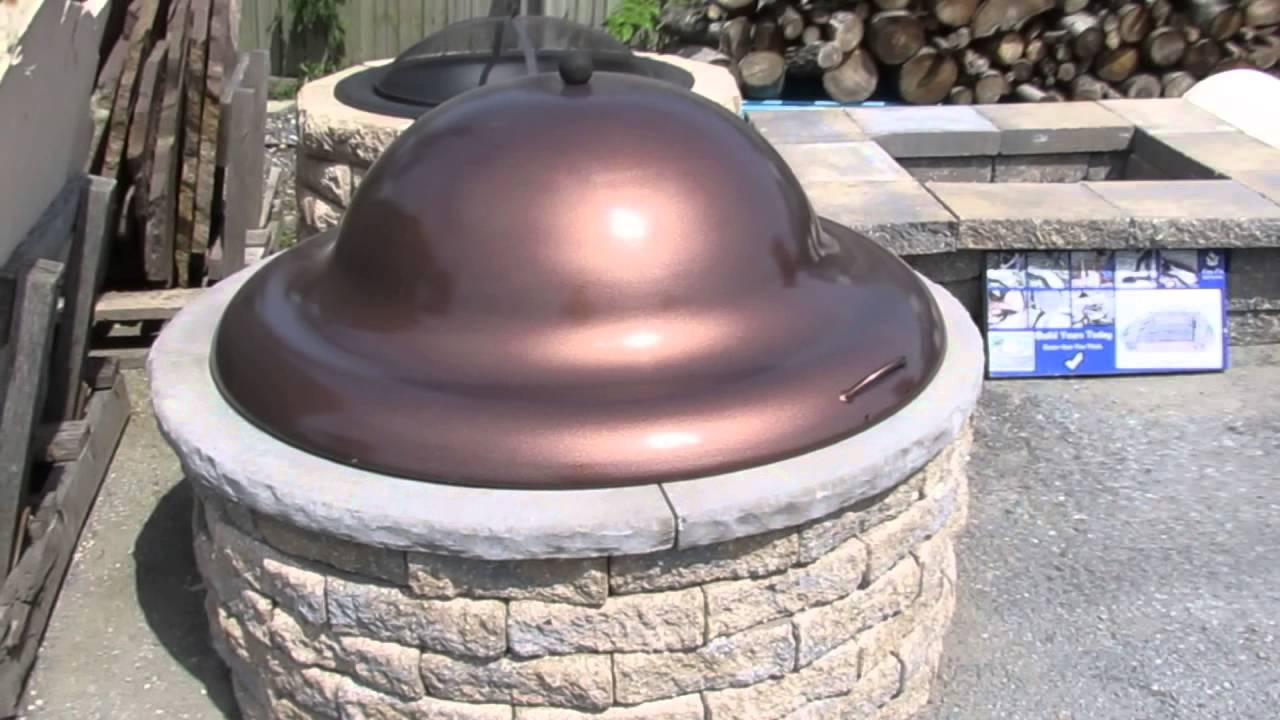 EP Henry Fire Pit - EP Henry Fire Pit - YouTube