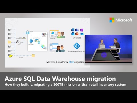 How we built it: Walgreens migration to Azure SQL Data Warehouse from on premises appliance thumbnail