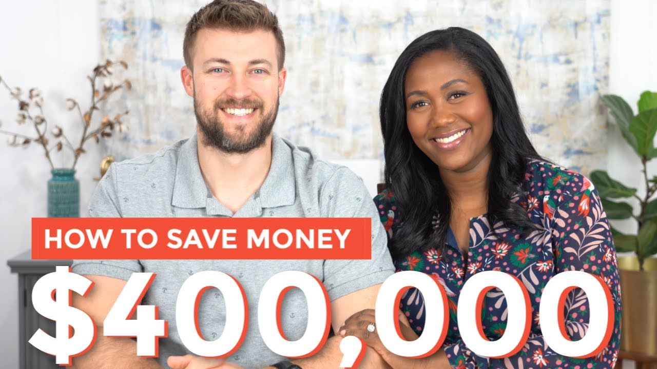 How to Save Money - Tips That Grew our Savings to 400,000 | Build Wealth