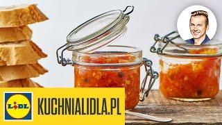 🍅 Konfitura z pomidorów z curry - Karol Okrasa – przepisy Kuchni Lidla