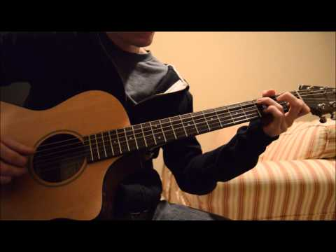 Silent Night - Solo Acoustic Guitar