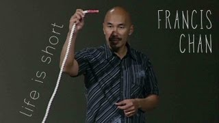 Francis Chan - Rope Illustration (Original)