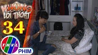 Không lối thoát - Tập 34[1]: Việt Linh đến thăm khiến bà Phương cảm động
