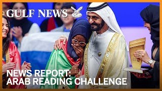 Sudanese student wins Arab Reading Challenge in Dubai