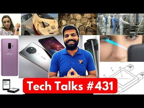 Tech Talks #431 - Nokia 8 Pro, Essential Phone India, Slowest 4G India, Apple Watch Life saver, S9+