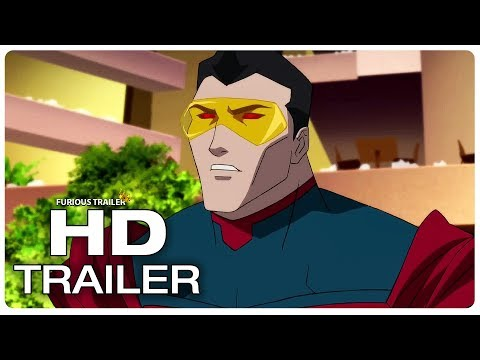 REIGN OF THE SUPERMEN Official Trailer (NEW 2019) DC Superhero Movie HD