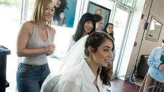 Hair It Is Salon In Lincoln, Ri Bridal Party
