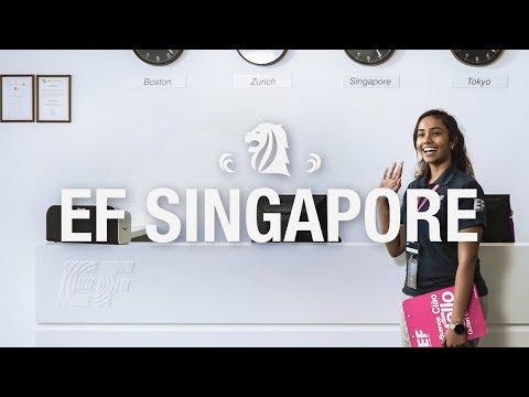 EF Singapore – Campus Tour
