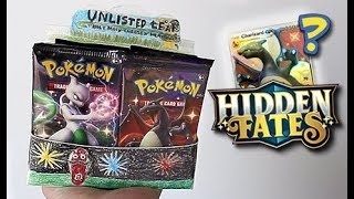 UNBELIEVABLE Pokemon *Hidden Fates* Opening!!!