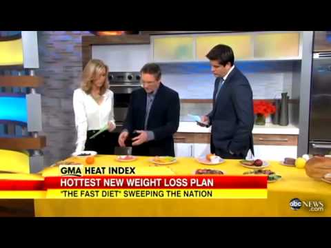 `Fast Diet` Creator Discusses Controversial Methods on `GMA`: Dr. Michael Mosley Intervie