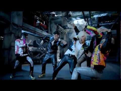 Big Bang (빅뱅) - Fantastic Baby [MV/HD]