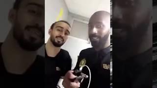 شاهد.. اتحاد الكرة السعودي يحذر حارس النصر بسبب فيديو مخالف