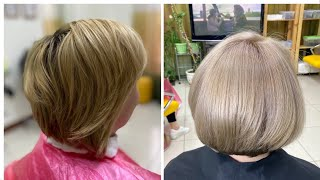 Светлый бежевый блондин оттенок 8 13 из желтых волос без обесцвечивания Light beige blonde