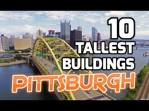 Top 10 tallest buildings in PITTSBURGH